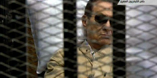 Moubarak libéré : Un tribunal ordonne la libération conditionnelle de l'ancien chef de l'État