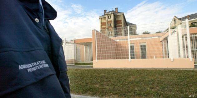 Prisons: nouveau record du nombre de détenus, appel au blocage des