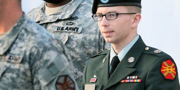 Wikileaks : Bradley Manning condamné à 35 ans de
