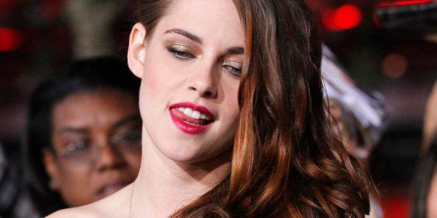 VIDÉOS. Kristen Stewart dans un film érotique traitant de podophilie, le fétichisme des
