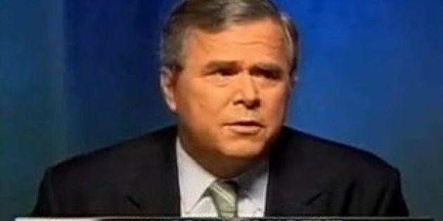 Jeb Bush(frère de George W. Bush) : le Parti Républicain a besoin