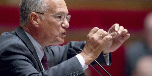 INTERVIEW. Gilles Carrez sur la réforme bancaire: