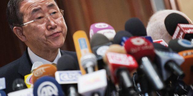 Conseil de sécurité de l'ONU : une réunion pour discuter de l'attaque aux armes chimiques en