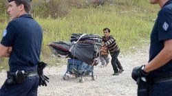 Un camp de 180 Roms évacué à