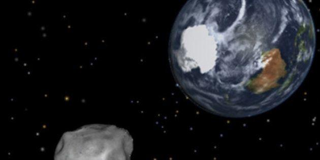 2012 DA14 : L'astéroïde qui a failli détruire la terre vendredi 15