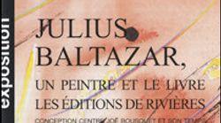 Julius Baltazar, calligraphe du futur et peintre du