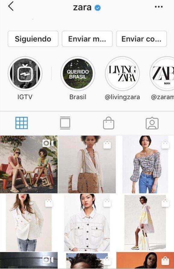 La novedad de Zara en Instagram que te hará las compras más