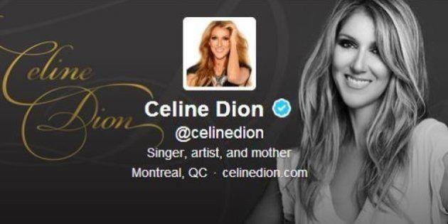 Céline Dion débarque sur