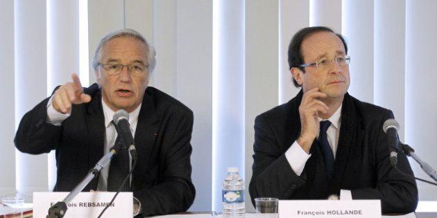 Non-cumul des mandats: Rebsamen (PS) réclame une exception pour les