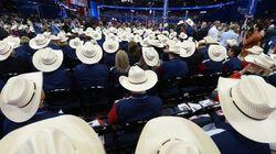 Les premières heures de la convention