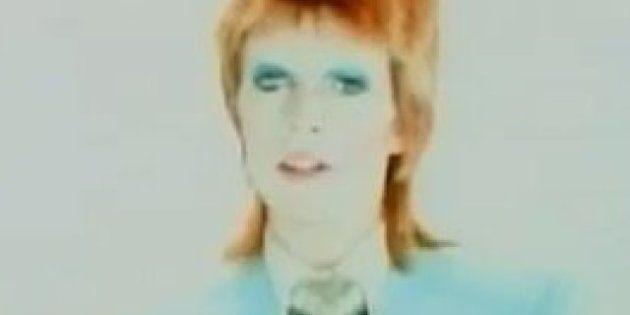 Le guitariste Slash a surpris David Bowie nu au côté de sa