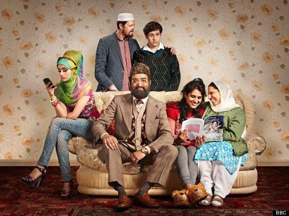 Citizen Khan, la série anglaise sur la communauté pakistanaise qui fait