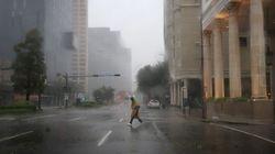 Isaac rétrogradé d'ouragan à tempête