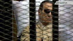 Moubarak sort de prison pour être assigné dans un hôpital