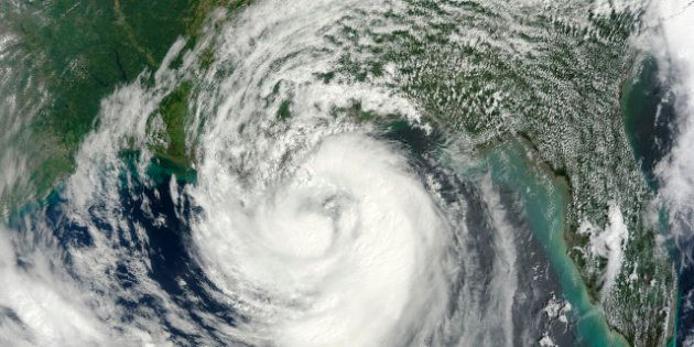 PHOTOS. La Nasa publie des photos de l'ouragan Isaac vu de