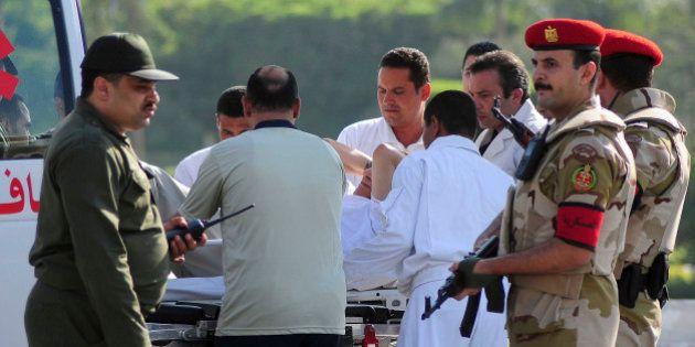 Pourquoi l'assignation à résidence d'Hosni Moubarak suscite peu de passions en