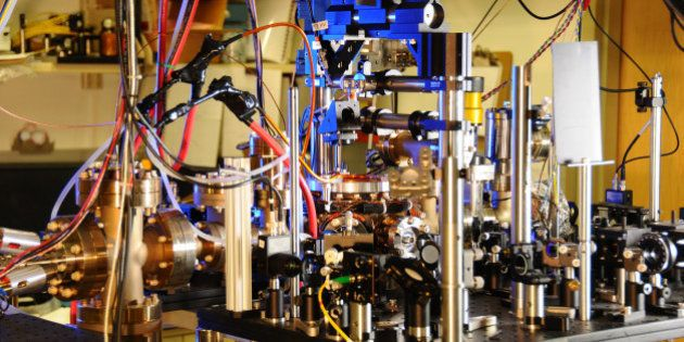 L'horloge atomique la plus précise du monde a été