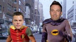 Ben Affleck en Batman : les internautes se