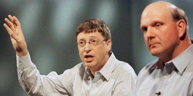 VIDÉOS. Microsoft: Steve Ballmer jette