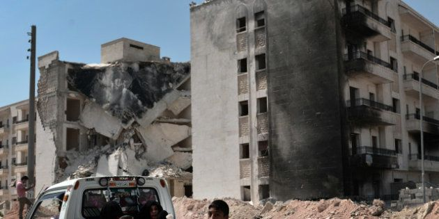 Le Conseil de sécurité réclame une zone d'exclusion aérienne en Syrie, la France annonce des aides