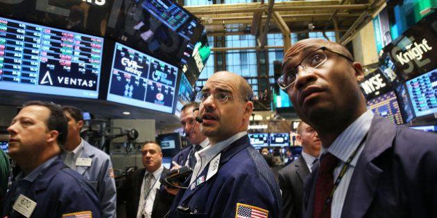 Incidents boursiers: la machine prend le contrôle sur le