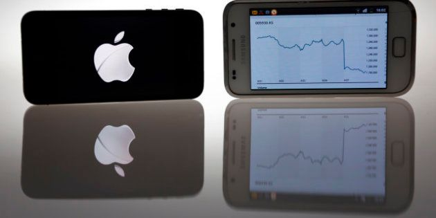 Apple débouté de sa plainte contre Samsung au