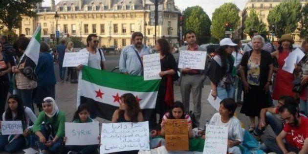 Syrie: une grève de la faim pour dénoncer le manque d'intervention de la communauté