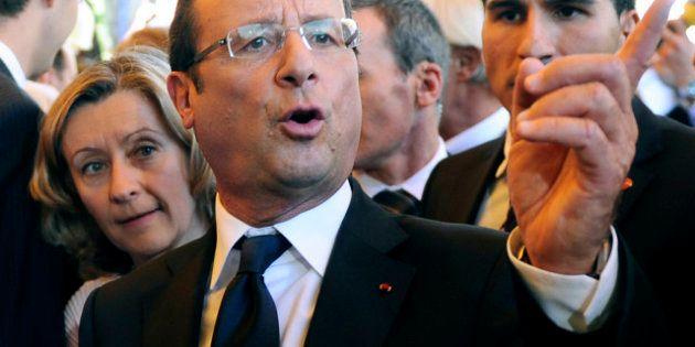 Hollande repart en campagne à