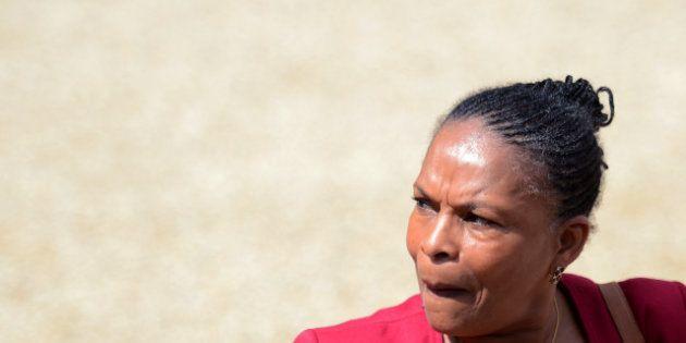 Christiane Taubira fait un malaise lors d'une conférence à l'Ecole nationale de la