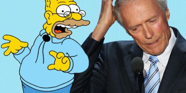 QUIZ. Clint Eastwood ou Grand-père
