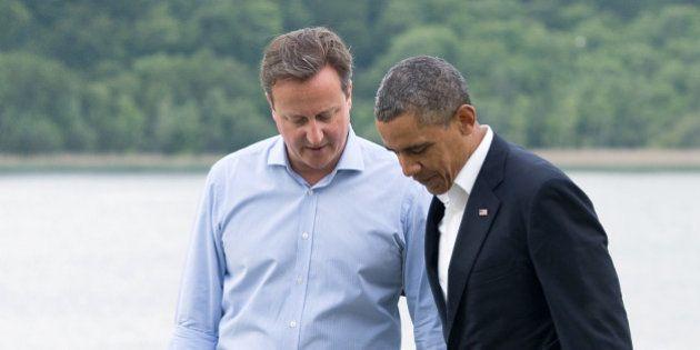 Syrie : Barack Obama et David Cameron ont examiné plusieurs options