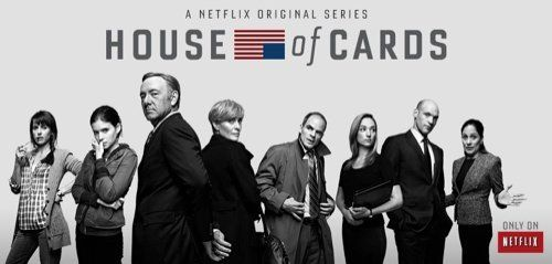 TV: House Of Cards, Politique