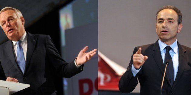 Jean-Marc Ayrault et Jean-François Copé s'accusent mutuellement dans leur discours de
