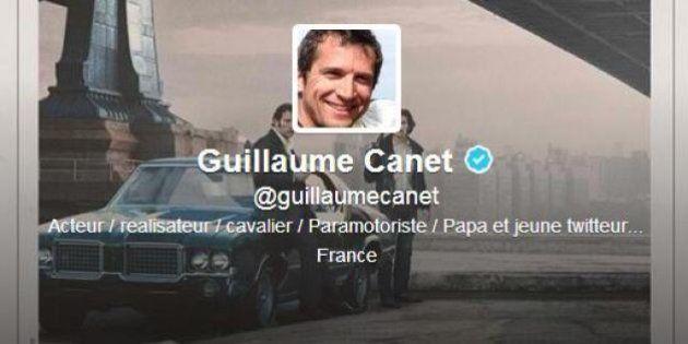 Guillaume Canet est sur