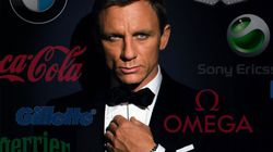 James Bond: L'homme sandwich le plus cher du