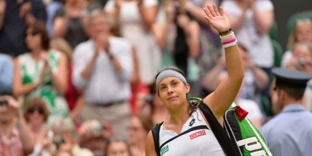Marion Bartoli n'écarte pas l'idée d'un retour sur les courts de