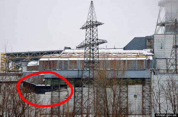 Effondrement à Tchernobyl, Bouygues et Vinci évacuent 80