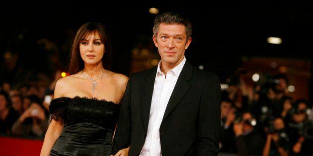Vincent Cassel et Monica Bellucci se