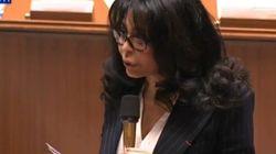 Yamina Benguigui chahutée à l'Assemblée