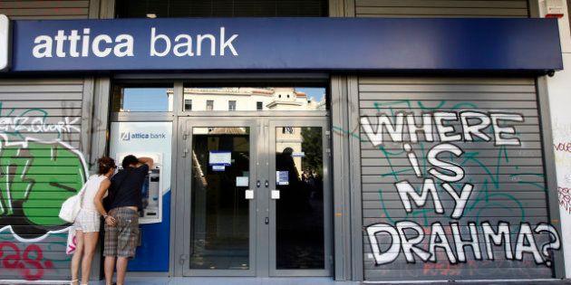 Grèce : les banques et entreprises américaines préparent déjà l'après