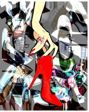 Votre addiction aux chaussures, pourquoi