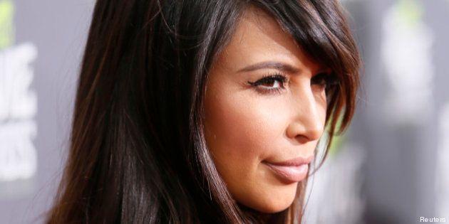 Kim Kardashian et le récit de son accouchement