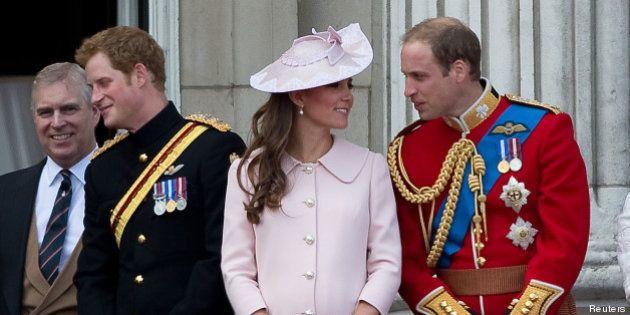 Accouchement de Kate: les détails sur une naissance tant