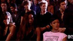 Rihanna devant Miley Cyrus? Pas du tout