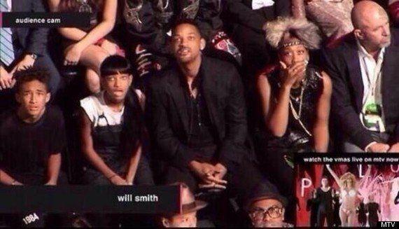 Rihanna et One Direction n'ont pas été impressionnés par la prestation de Miley