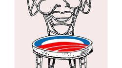 Clint avait raison, la chaise était