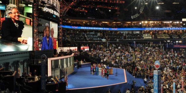 Barack Obama à la convention démocrate: rallumer la