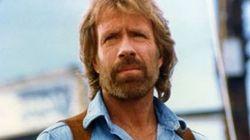 Chuck Norris part en guerre contre