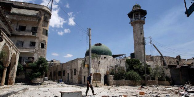 PHOTOS. Syrie: l'Unesco place 6 sites sur la liste du patrimoine en