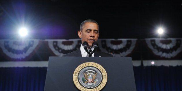 Convention démocrate : le discours d'Obama déplacé dans une enceinte cinq fois plus petite à cause de...